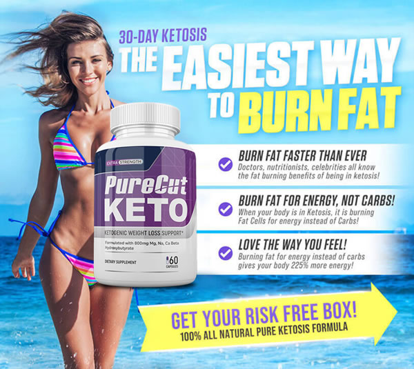 Pure Cut Keto review and benefits