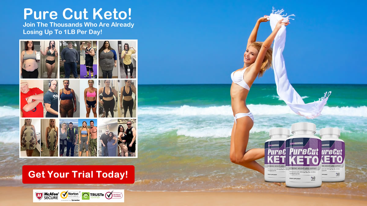 Pure Cut Keto free trial