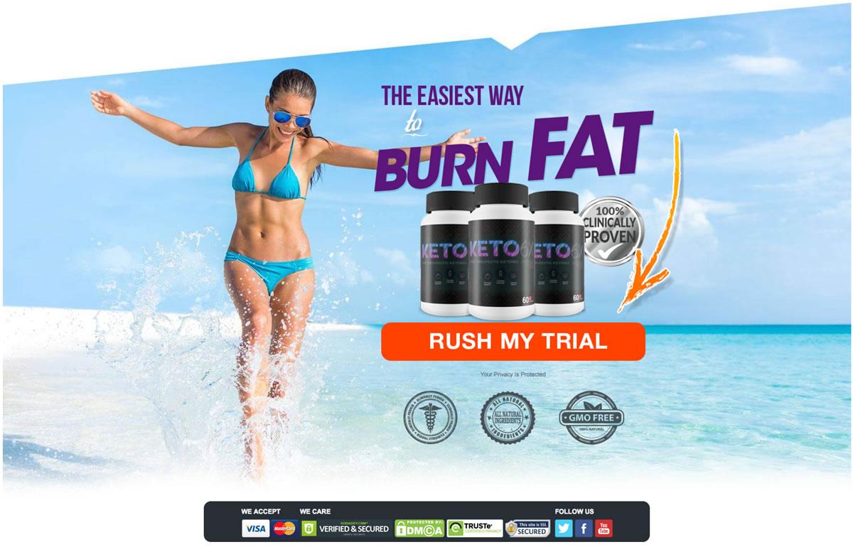 Keto 6X free trial offer
