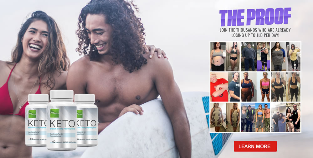 Pure Dietary Keto free trial offer
