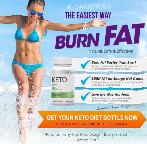 Slim X Nature Keto trial offer