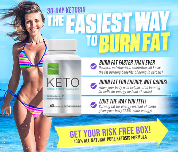 Pure Dietary Keto Offer