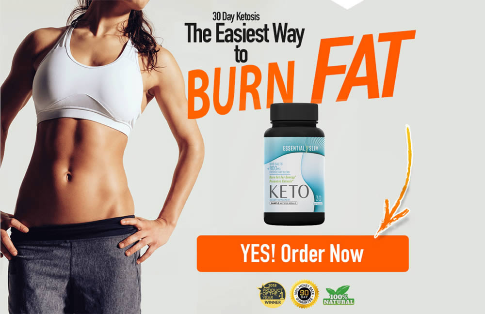 Essential Slim Keto free trial